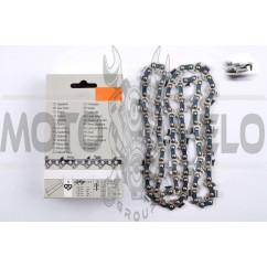 Цепь пильная 3/8, 1,3mm, 56зв, серп, под шину 16 (40см) для Partner 350-401 STL