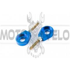 Натяжитель цепи трансмиссии 12mm (синий) RIDE IT