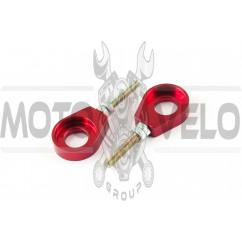 Натяжитель цепи трансмиссии 12mm (красный) RIDE IT