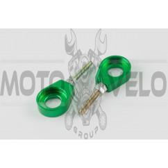Натяжитель цепи трансмиссии 15mm (зеленый) RIDE IT