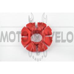 Резинка демпферная Suzuki AX100 (красная, эластичная) MZK