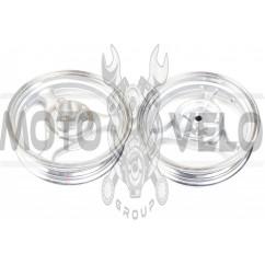 Диск колеса 3,50 * 13 (зад, диск) (легкосплавный, 19 шлицов, под камерную шину) ZY