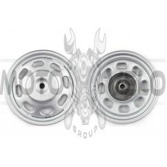 Диск колеса 2,15 * 10 (зад, барабан) (металл) KOMATCU