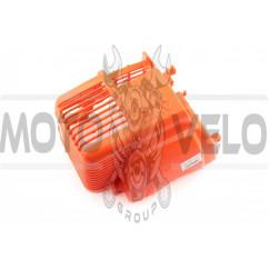 Кожух охлаждения цилиндра мотокосы 4T 139F