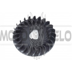Крыльчатка охлаждения ЦПГ м/б 168F/170F (6,5/7Hp) ZS
