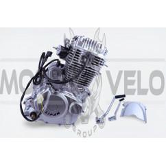 Двигатель Lifan CB200 (163FML OHC) (в сборе) EVO