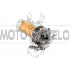 Кран топливный м/б 175N/180N (7/9Hp) (с фильтром) HORZA