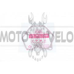 Прокладка крышки головки цилиндра м/б 186F (9Hp) (3 болта) DIGGER