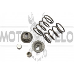 Пружины клапанов м/б 168F/170F (6,5/7Hp) (+тарелки, компенсаторы) DIGGER
