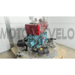 Двигатель дизельный м/б 175N (7 Hp) (с электростартером)