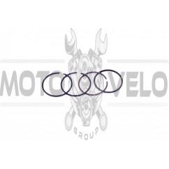 Кольца поршневые м/б 180N (9Hp) 0,50 (Ø80,50)