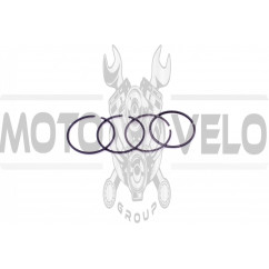 Кольца поршневые м/б 180N (9Hp) 0,75 (Ø80,75)