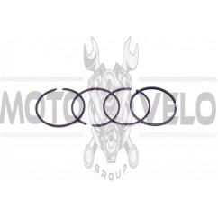 Кольца поршневые м/б 190N (12Hp) 0,25 (Ø90,25)