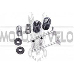 Клапаны (пара, в сборе) м/б 190N (12Hp)