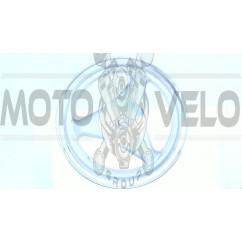 Диск колеса   3,50 * 12   (зад, барабан)   (легкосплавный, 19 шлицов)   EVO