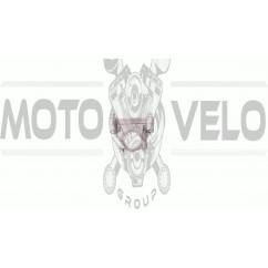 Крепление ручек руля к штанге мотокосы   (Ø26)   (ACME)   EVO