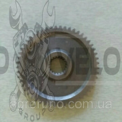 Шестерня привода вторичного вала КПП м/б   168F/170F   (6,5/7Hp)   (Z-52)   ST