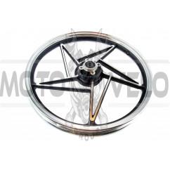 Диск колеса 1,85 * 18 передний Zongshen ZS125J