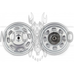 Диск колеса 2,15 * 10 (зад, барабан) (металл) MANLE