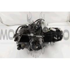 Двигатель   ATV 125cc   (МКПП, 152FMH-J, 1 передача вперед и 1 назад)   TZH