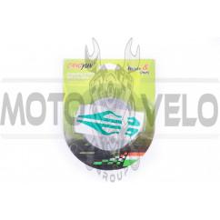 Лента декоративная самоклеющаяся 1см*10м (зеленая)