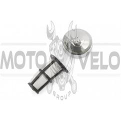 Крышка бака топливного м/б   175N/180N   (7/9Hp)   (с сеткой под выступающую горловину)   ST