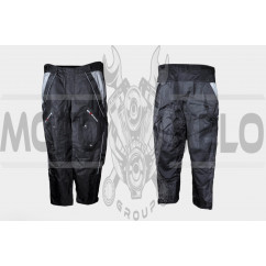 Мотоштаны DAQINESE (текстиль) (+ наколенники) (size:L)