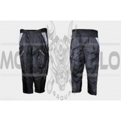 Мотоштаны DAQINESE (текстиль) (+ наколенники) (size:S)