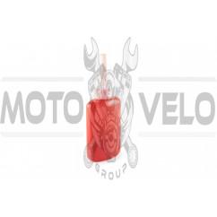 Фиксатор резьбовой 10мл, 6-36мм (высокотемпературный, полимерный, красный) VISBELLA