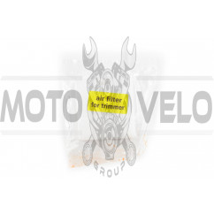 Элемент воздушного фильтра мотокосы квадратный (поролон сухой) (белый) AS