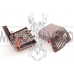 Фильтр воздушный мотокосы (в сборе) 4T 139F