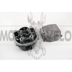 Головка цилиндра 4T GY6 125 (в сборе, +крышка) JH (mod:В)