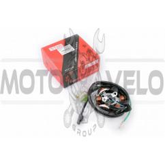 Статор генератора Honda DIO (5+1 катушек) STAR