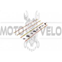 Шпильки цилиндра (4шт) Active 110 SUNY (+гайки и направляющие)