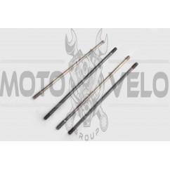 Шпильки цилиндра (4шт) 4T CB125/150 JI