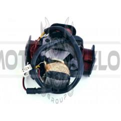 Статор генератора   Suzuki AD100   (3+1 катушек)   EVO