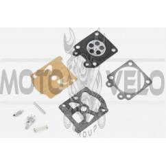 Ремкомплект карбюратора б/п для Goodluck GL4500/5200 (полный) WOODMAN (mod:B)