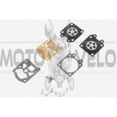 Ремкомплект карбюратора б/п для Goodluck GL3800 (полный) WOODMAN