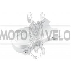 Крышка генератора (левая, без стартера) Delta (#0001) ZZQ