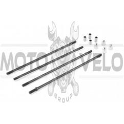 Шпильки цилиндра (4шт) Active 110 ZZQ (+гайки и направляющие)