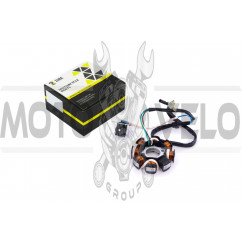 Статор генератора 4T GY6 125/150 (7+1 катушек)