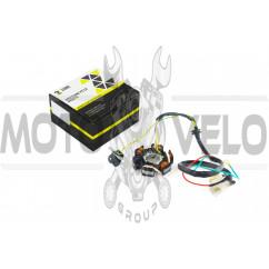 Статор генератора Honda DIO (5+1 катушек) ZUNA