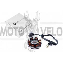 Статор генератора Honda DIO ZX (8 катушек)