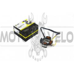 Статор генератора Suzuki AD50 (3+1 катушек)