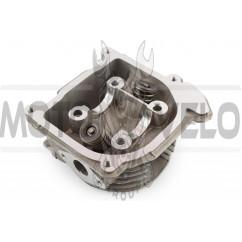 Головка цилиндра 4T GY6 100 (Ø50) (голая, +клапаны)