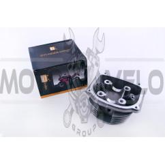 Головка цилиндра 4T GY6 150 (голая, +клапаны)