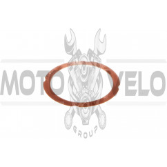 Прокладка головки цилиндра МУРАВЕЙ (медь) JING (mod.A)