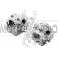 Головка цилиндра   4T CB150   (+клапаны, крышка)   KOMATCU   (mod.A)