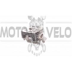 Головка цилиндра   4T CG125   (полный комплект с крышкой)   KOMATCU   (mod.A)