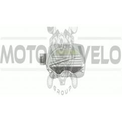 Головка цилиндра   4T CG150   (+клапаны)   KOMATCU   (mod.A)